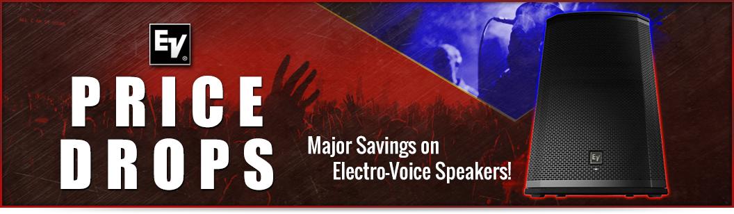 EV Loudspeaker Sale