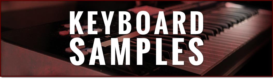 Keyboard Sample Sale