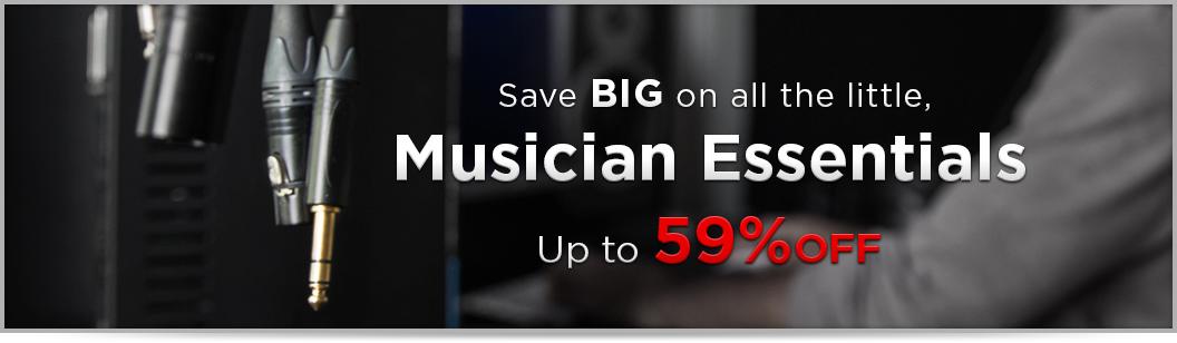 Musician Essentials