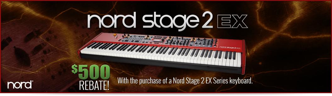 Nord EX 2 Rebate