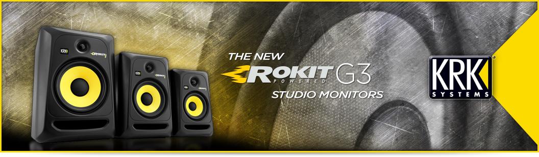 KRK Rokit Series G3