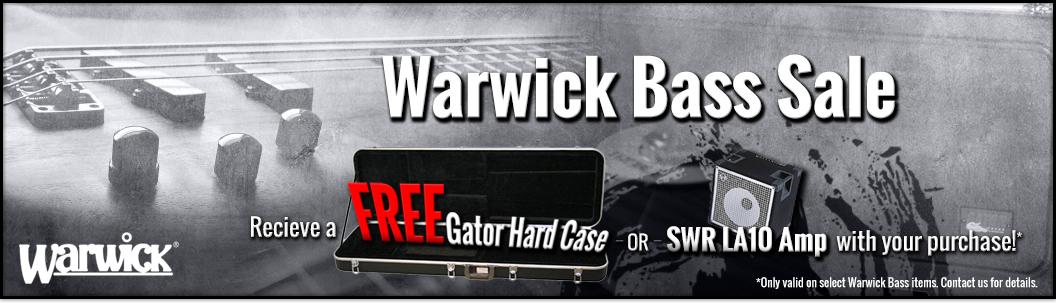 Warwick Bass Special