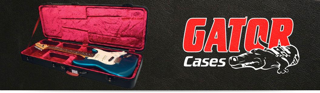 Gator Guitar Cases