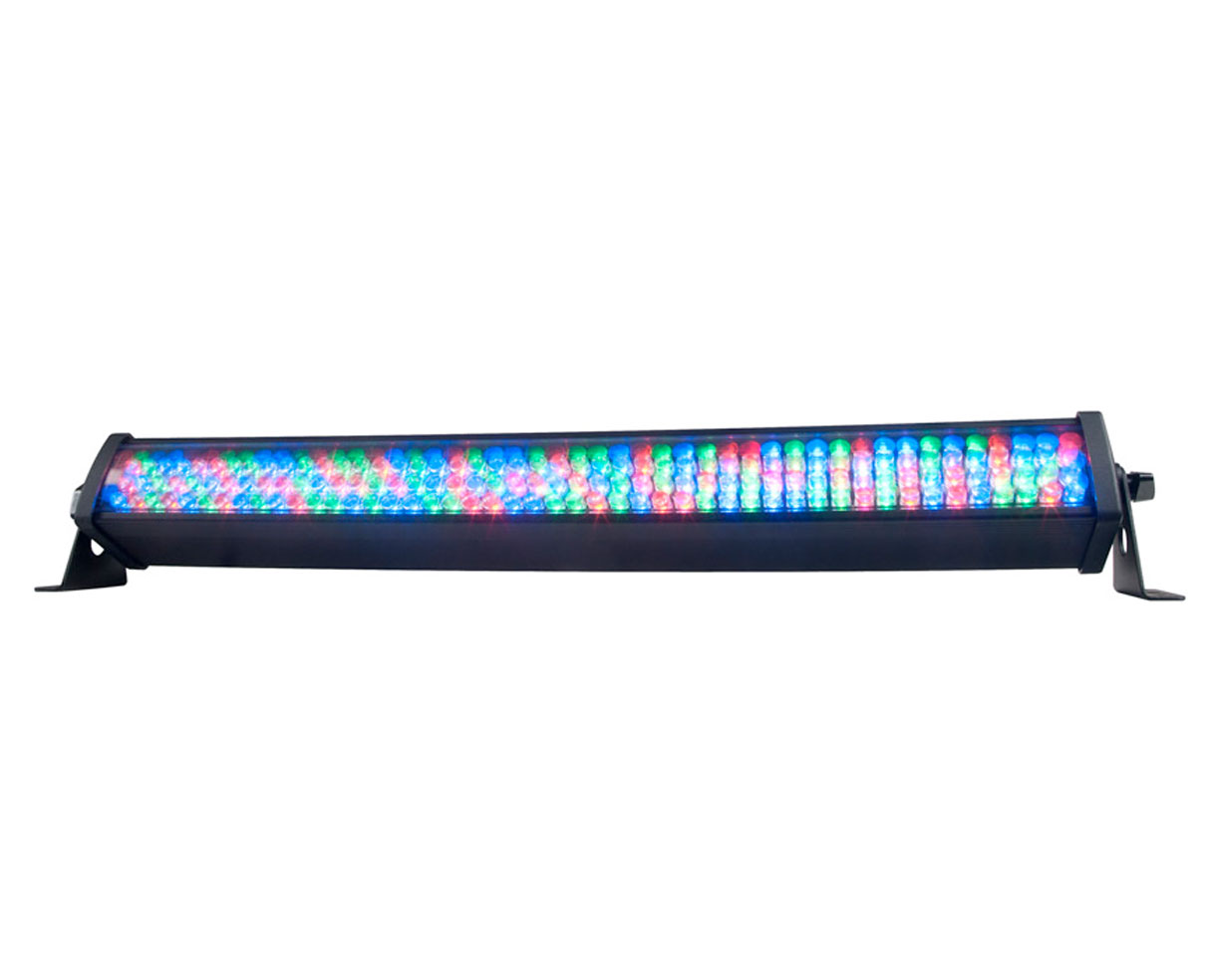 american dj mega go bar 50 rgba rechargeable battery powered led lighting bar ebay. Black Bedroom Furniture Sets. Home Design Ideas