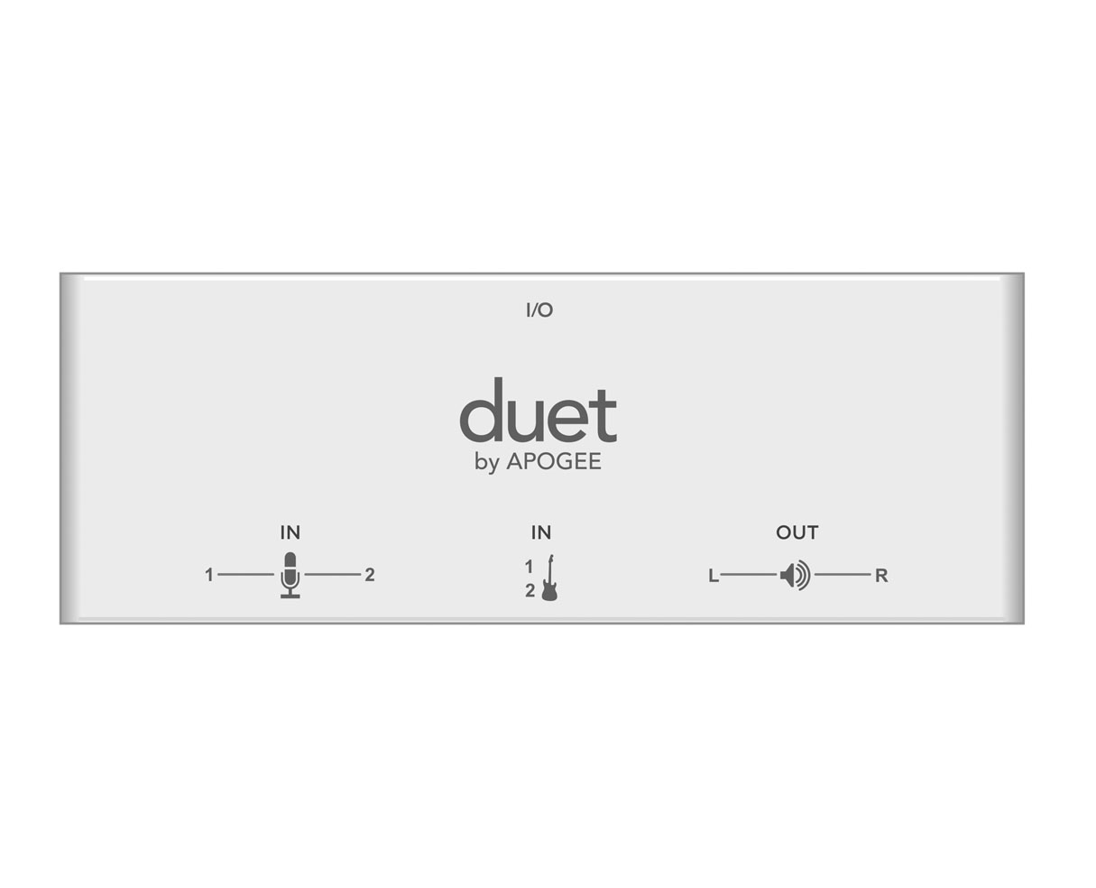 apogee duet 2 breakout box accessory for duet proaudiostar ebay. Black Bedroom Furniture Sets. Home Design Ideas