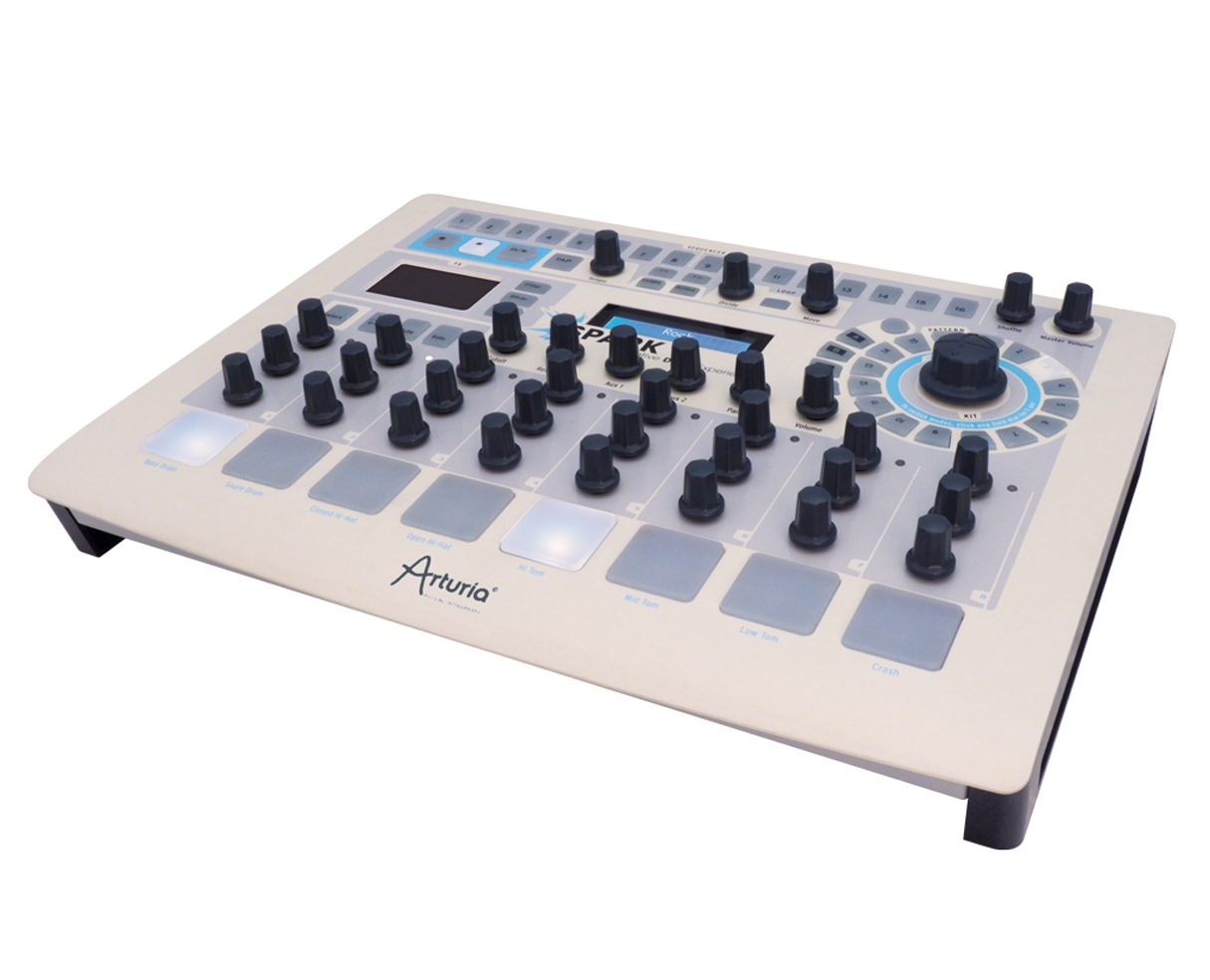 arturia spark analog drum machine proaudiostar ebay. Black Bedroom Furniture Sets. Home Design Ideas