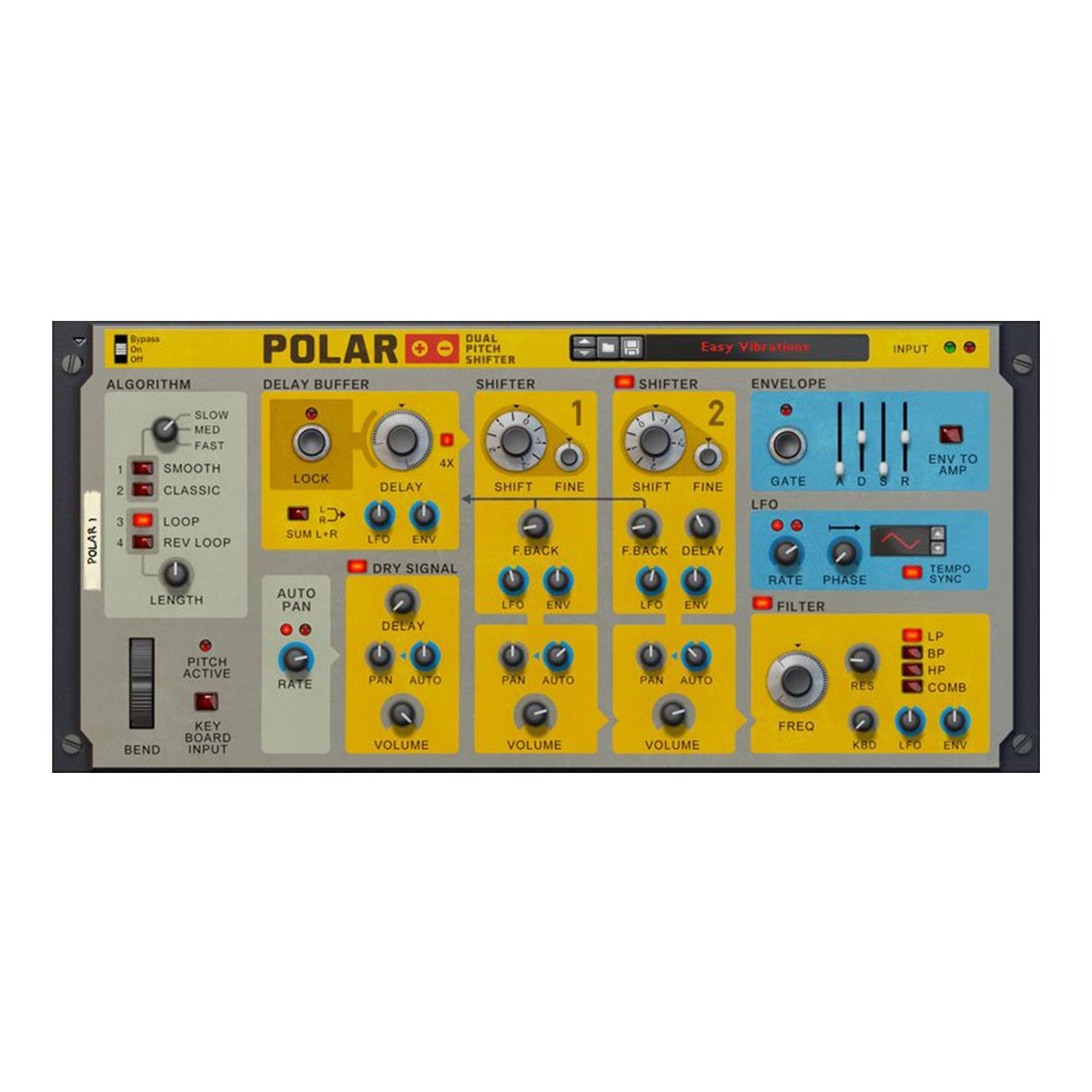 Propellerhead Polar Harmonizing Pitch Shifter (Instant