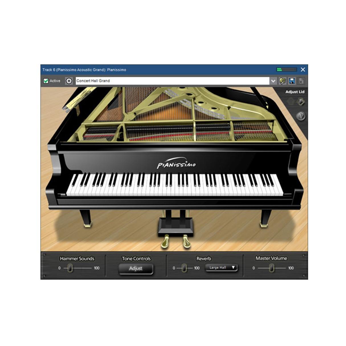 Acoustica Mixcraft 8 Recording Studio Retail (Instant Software Download)
