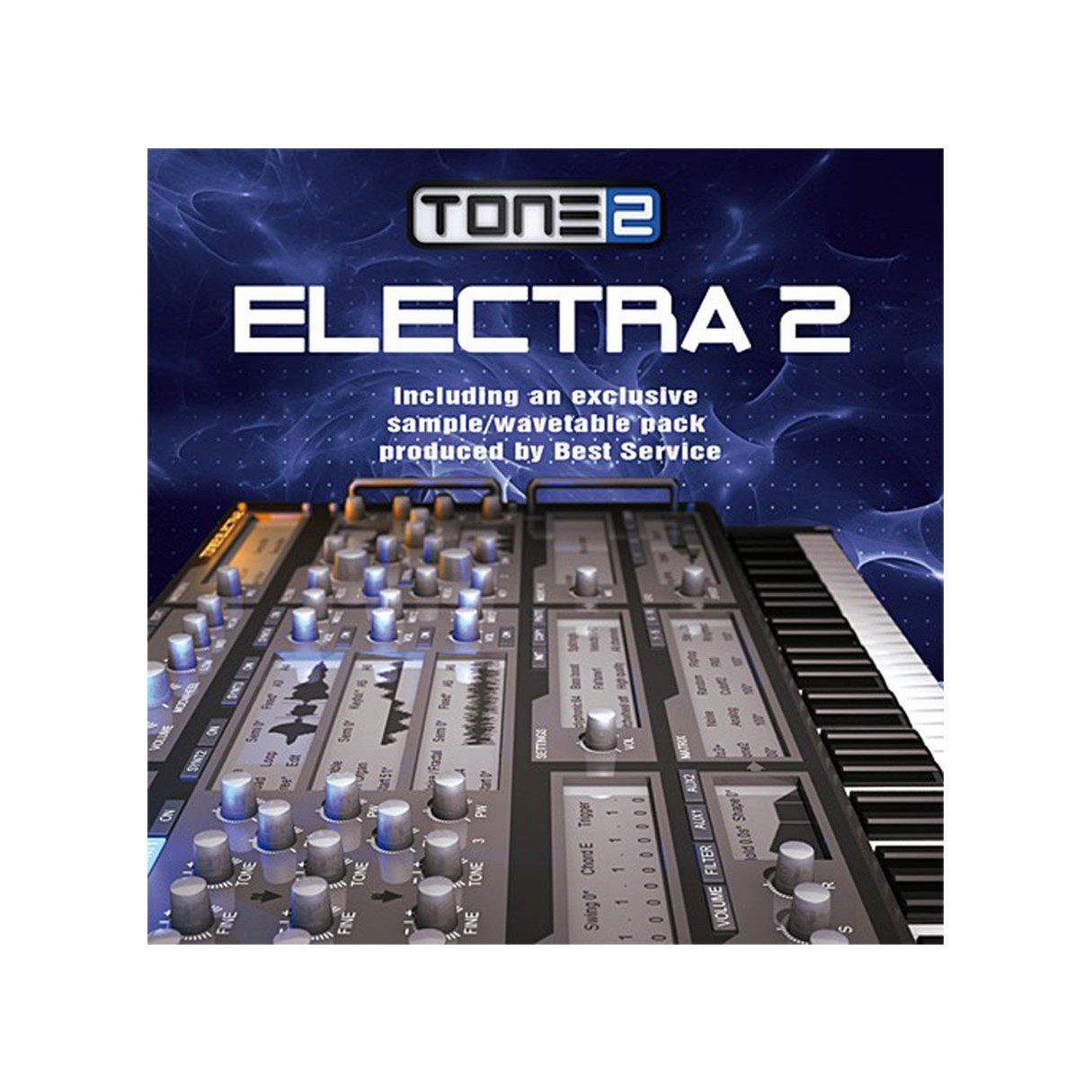 Tone 2 Electra 2 The Only Synth You Need To Create A Hit