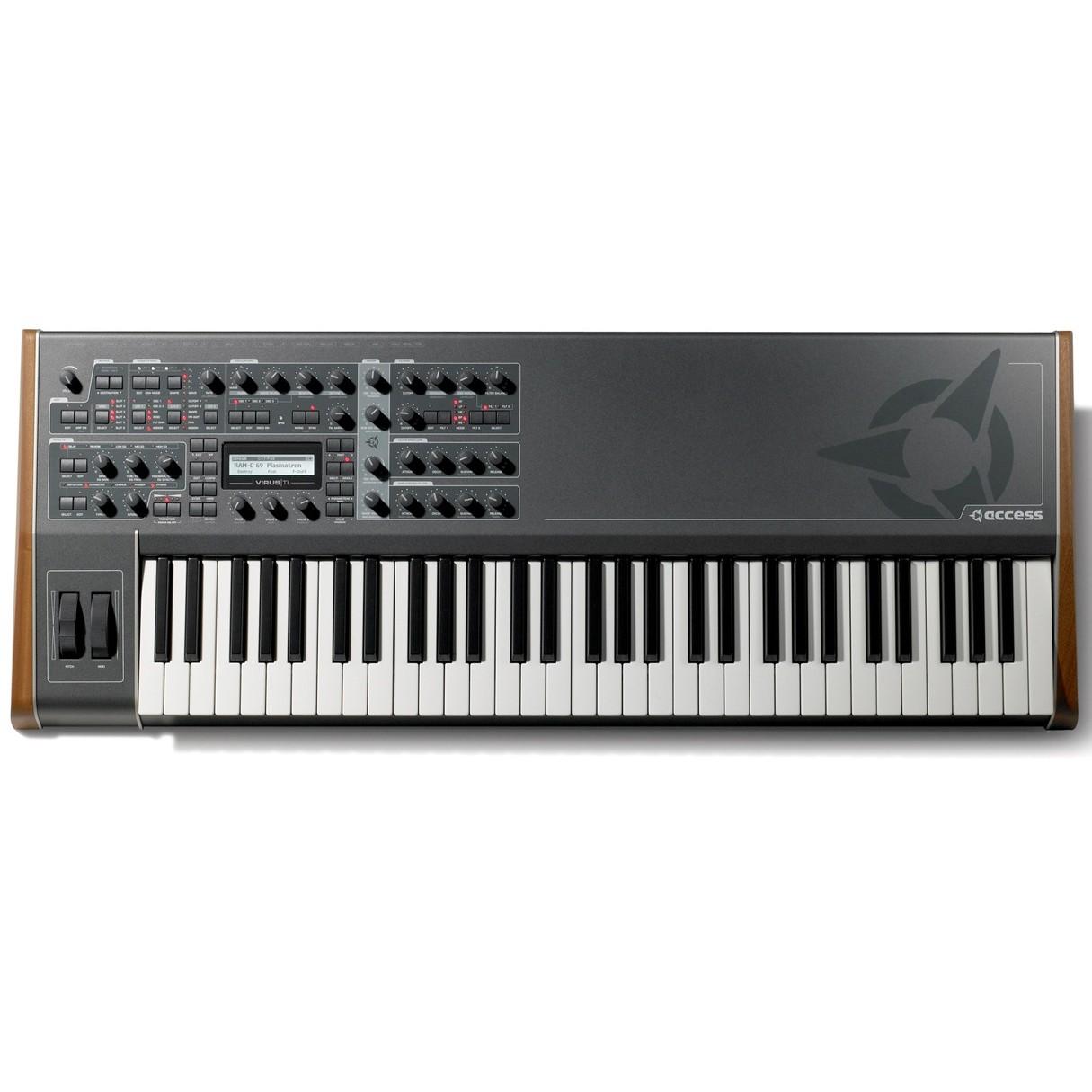 access virus ti2 keyboard. Black Bedroom Furniture Sets. Home Design Ideas