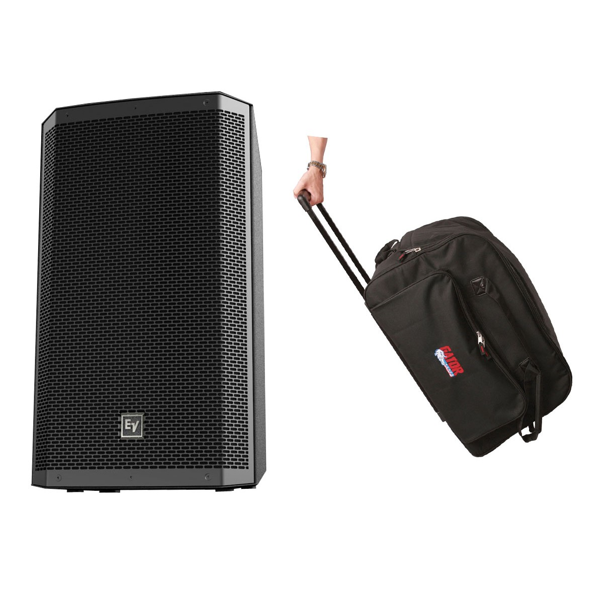 electro voice zlx 15p bag. Black Bedroom Furniture Sets. Home Design Ideas