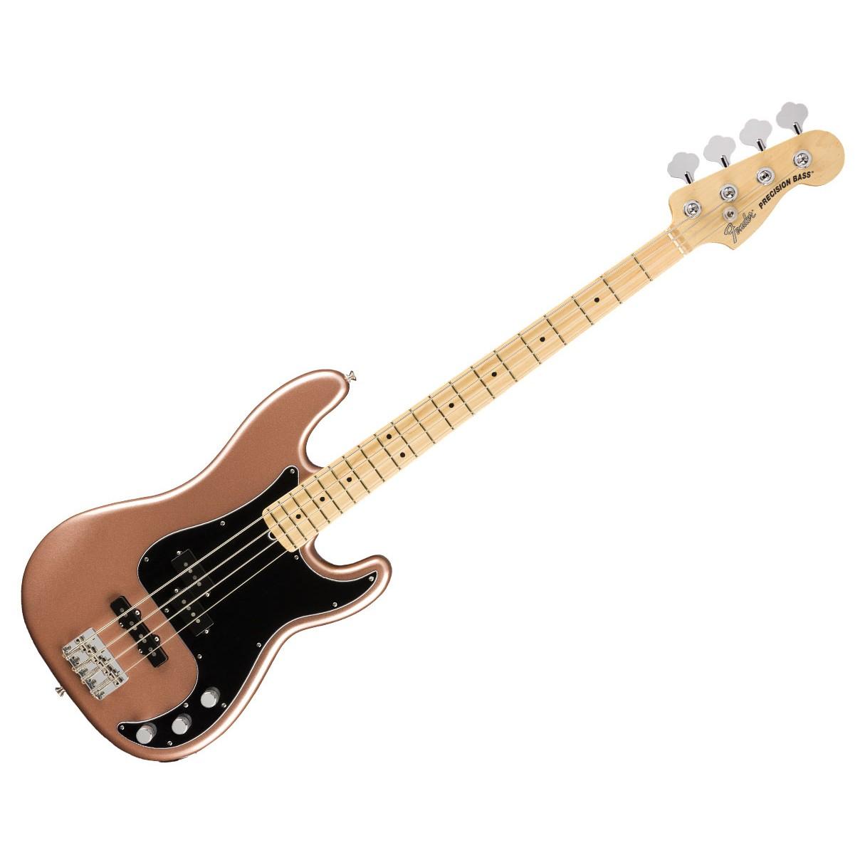 fender american performer precision bass penny w maple fingerboard. Black Bedroom Furniture Sets. Home Design Ideas