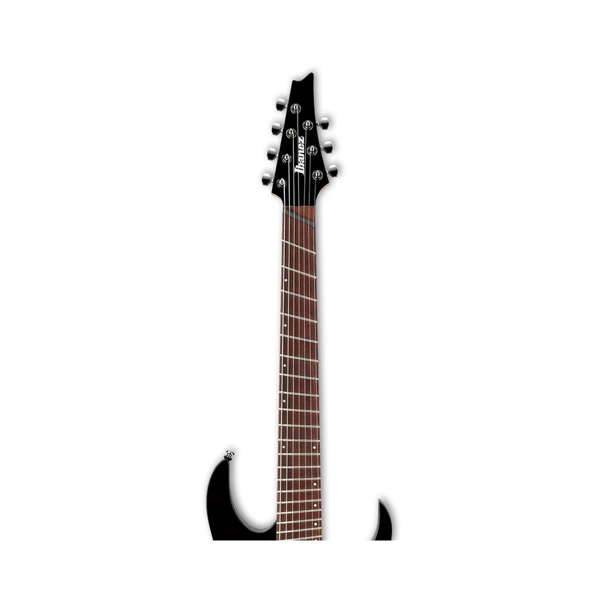 Ibanez RG Multi Scale 7 String Electric Guitar - Black