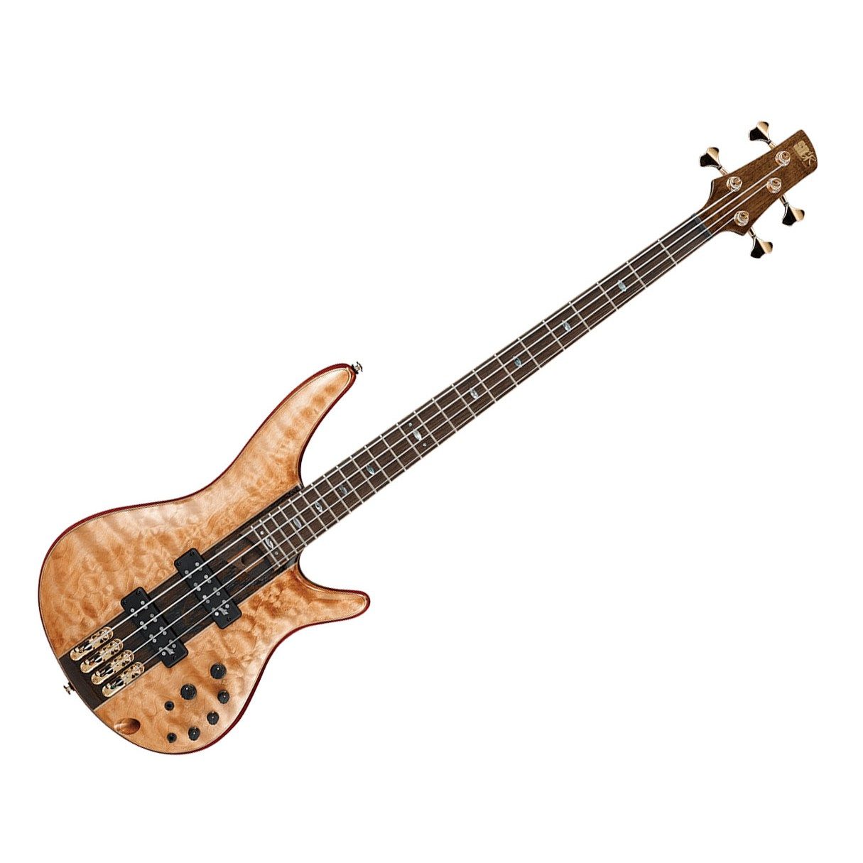 ibanez sr2400fnl sr premium 4 string electric bass florid natural low gloss. Black Bedroom Furniture Sets. Home Design Ideas