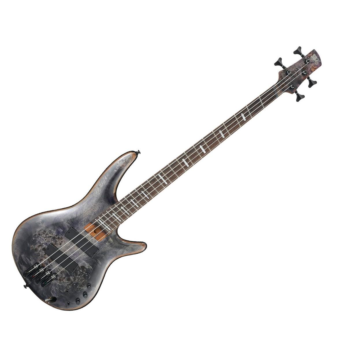 ibanez sr bass workshop 4 string electric bass multiscale deep twilight. Black Bedroom Furniture Sets. Home Design Ideas