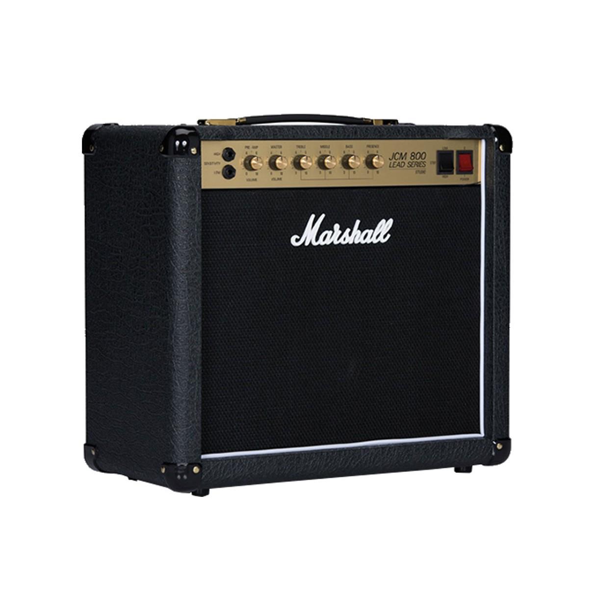 marshall sc20c 20 watt 2203 jcm800 1x10 combo amp. Black Bedroom Furniture Sets. Home Design Ideas