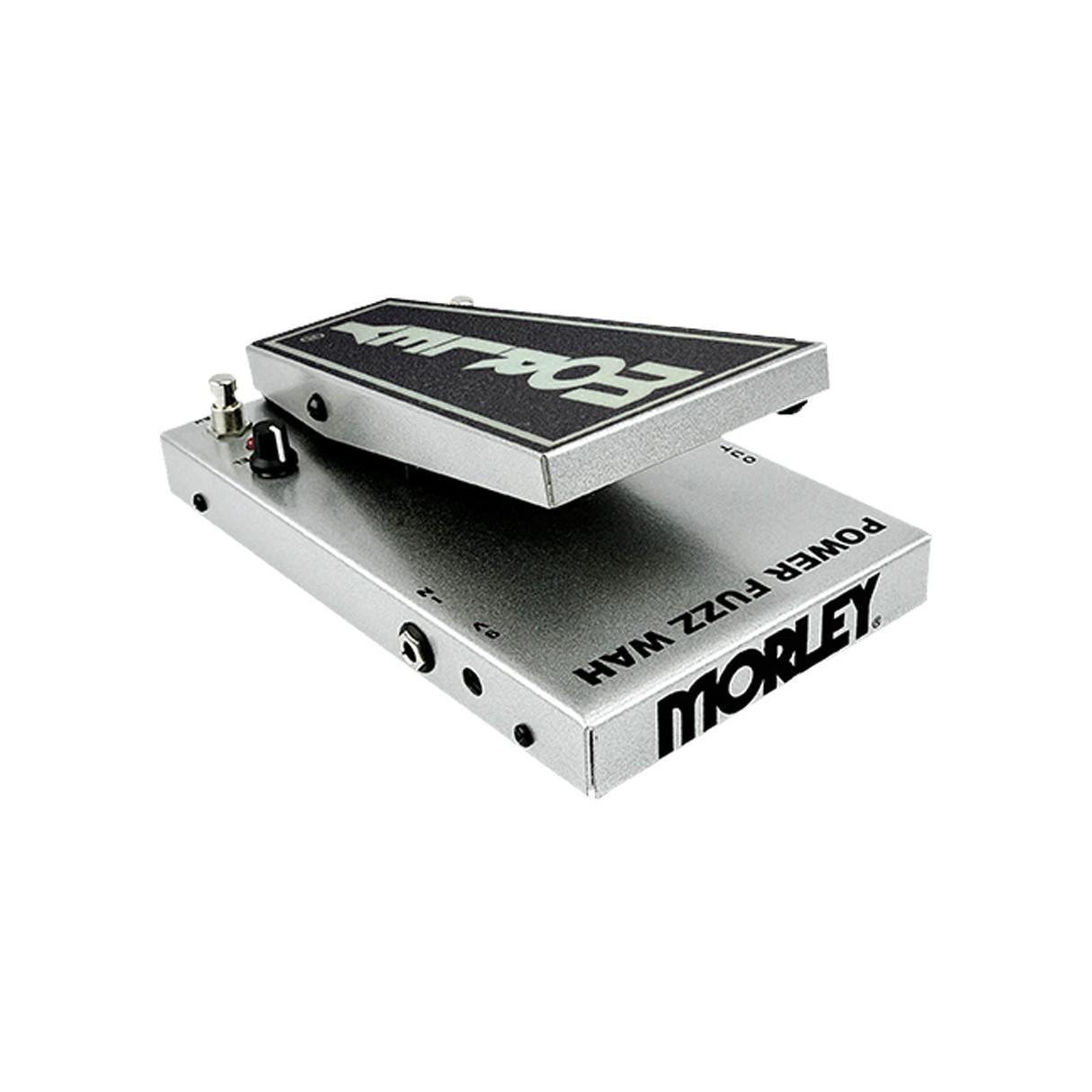 morley chrome cliff burton power fuzz wah pedal. Black Bedroom Furniture Sets. Home Design Ideas