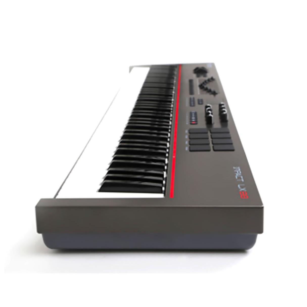 nektar technology lx88 88 key controller. Black Bedroom Furniture Sets. Home Design Ideas