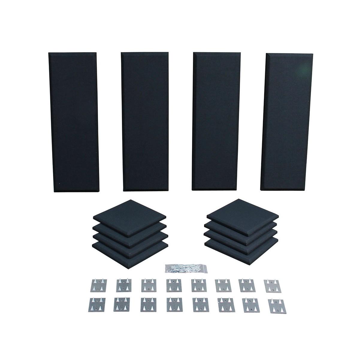 primacoustic london 8 black. Black Bedroom Furniture Sets. Home Design Ideas