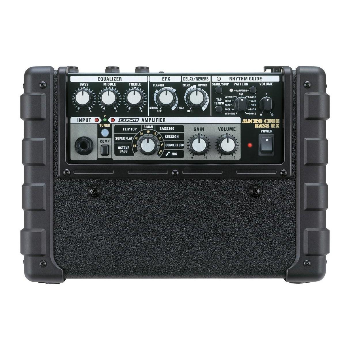 roland micro cube bass rx portable bass amplifier. Black Bedroom Furniture Sets. Home Design Ideas