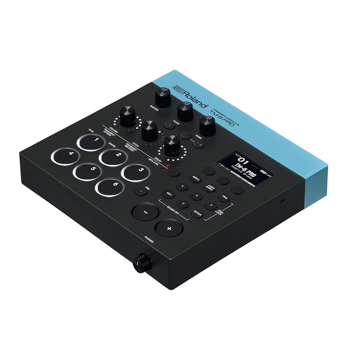roland tm 6 pro drum trigger module. Black Bedroom Furniture Sets. Home Design Ideas
