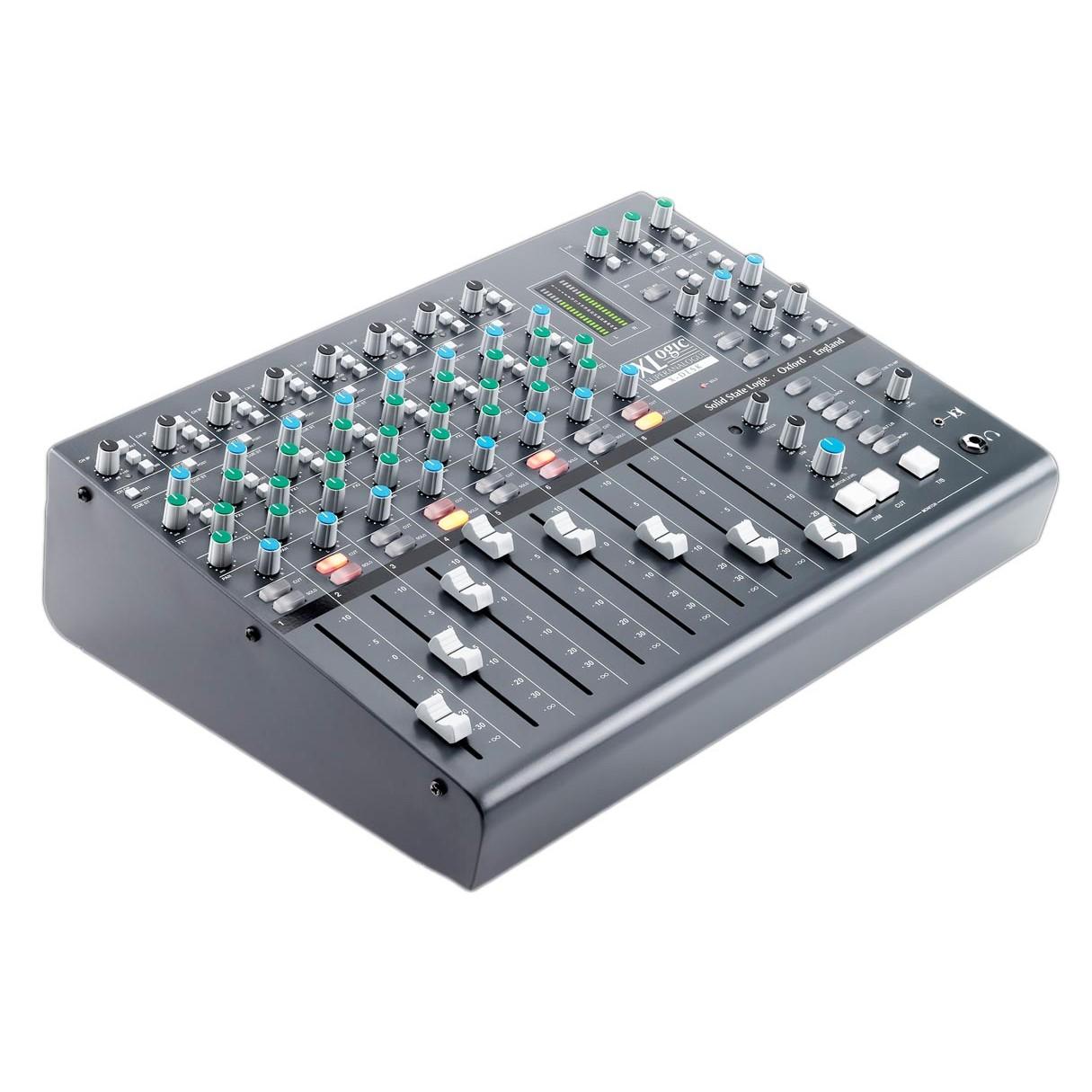 Solid State Logic X Desk
