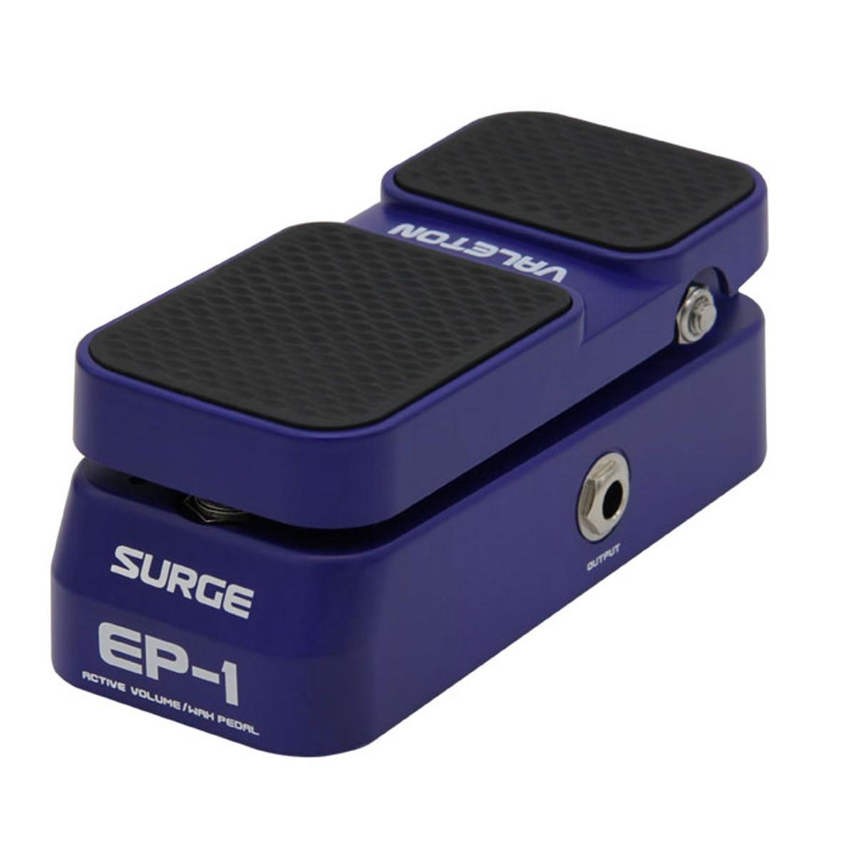 valeton surge ep 1 mini wah active volume pedal. Black Bedroom Furniture Sets. Home Design Ideas