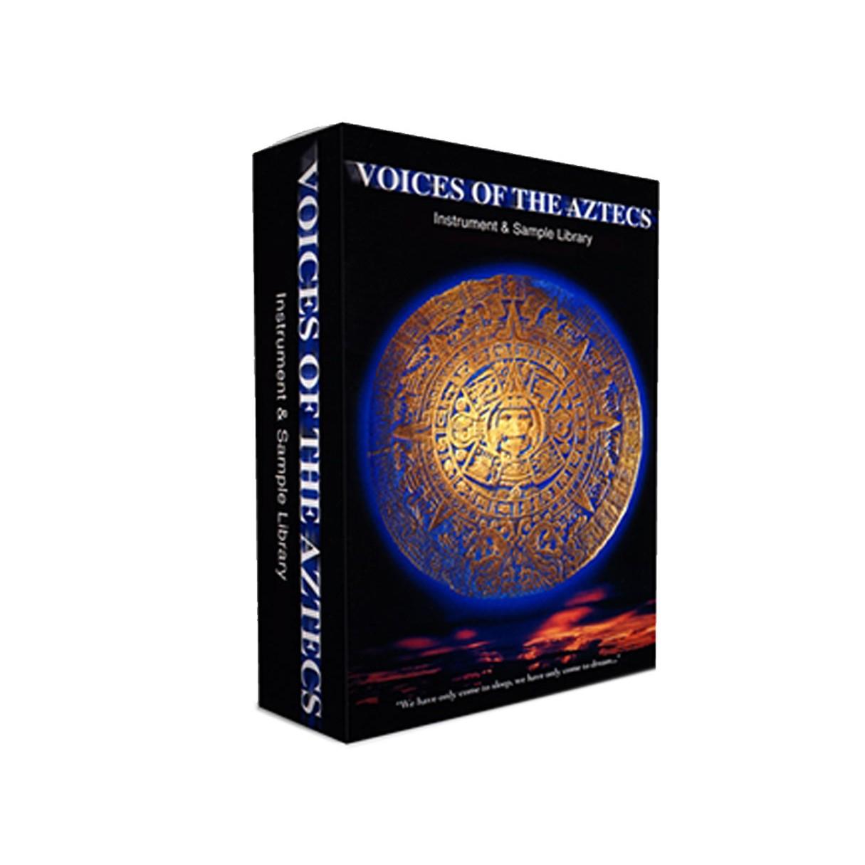 Q Up Arts VOA Voices of The Aztecs For Kontakt 5 (Instant