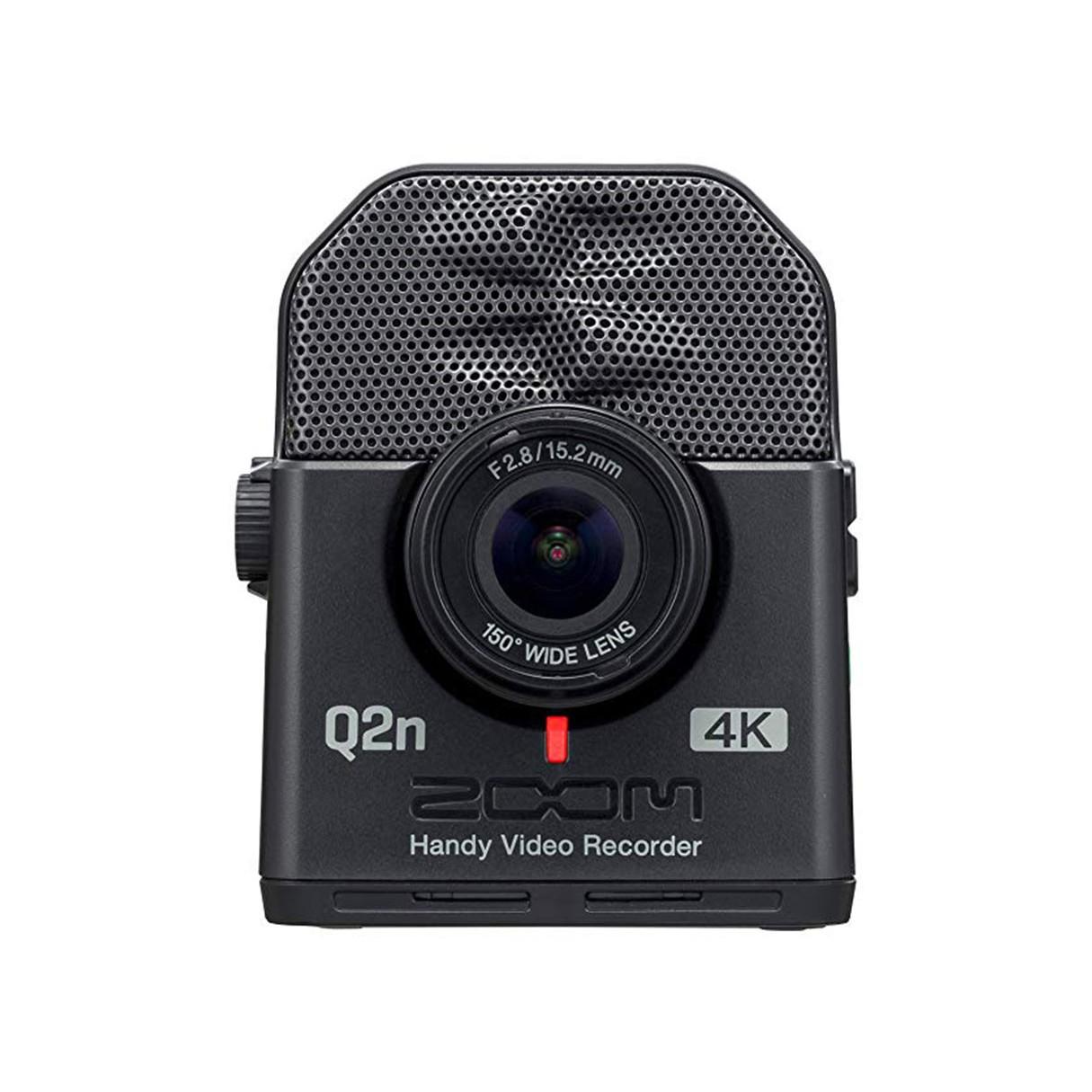 Zoom Q2n-4K Ultra High Definition Handy Video Recorder