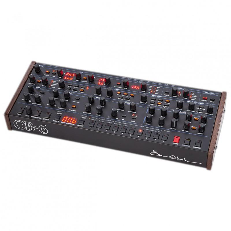 Dave Smith OB-6 Desktop Analog Synth Module