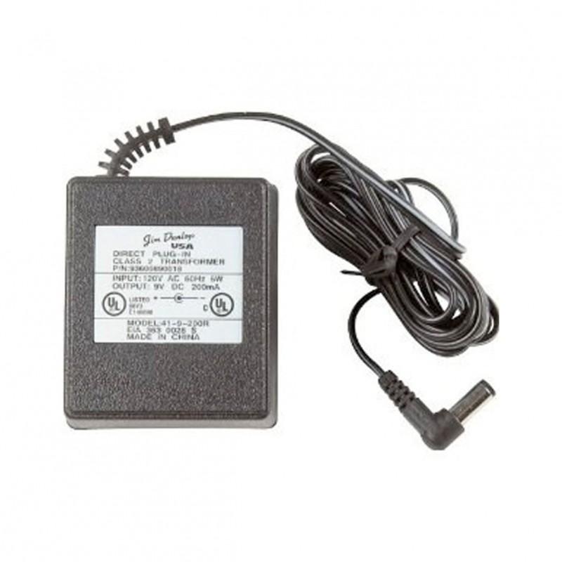 dunlop ecb003us 9v dc ac adapter. Black Bedroom Furniture Sets. Home Design Ideas