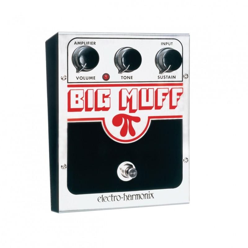 electro harmonix big muff pi pedal. Black Bedroom Furniture Sets. Home Design Ideas