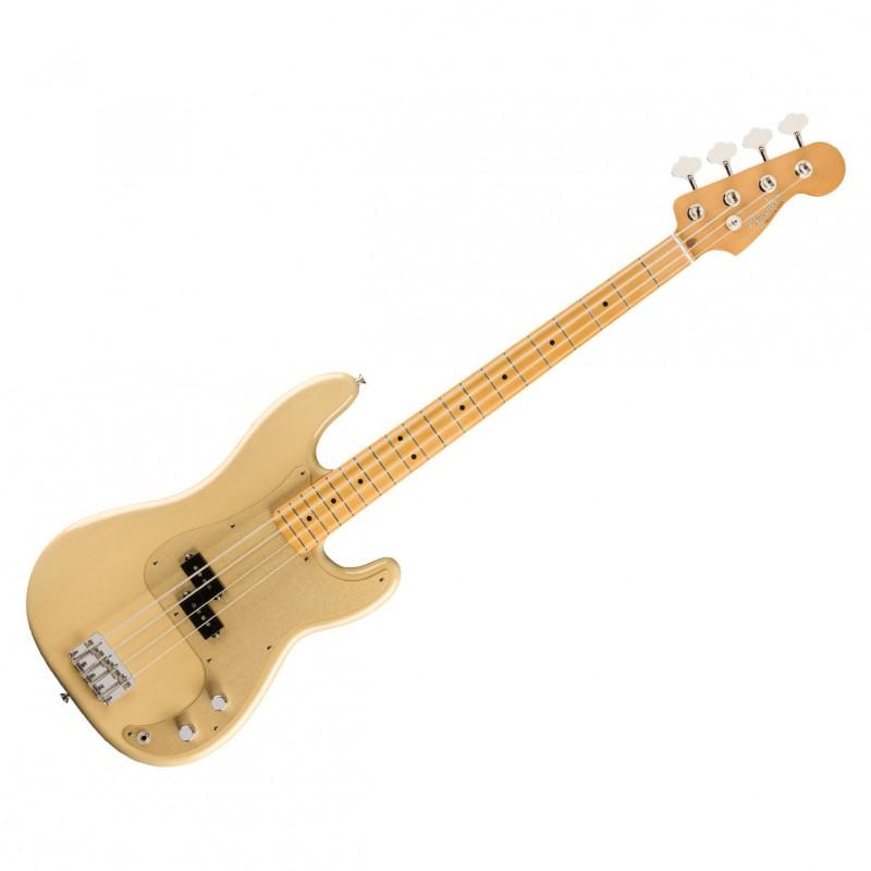 fender vintera 39 50s precision bass vintage blonde w maple fingerboard. Black Bedroom Furniture Sets. Home Design Ideas