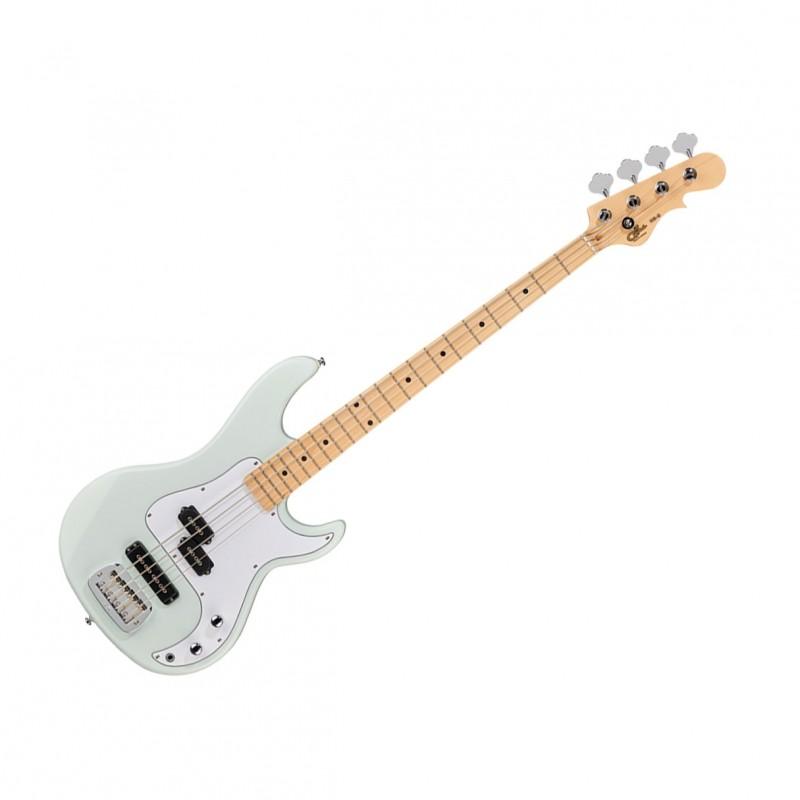 g l tribute sb 2 sonic blue w maple fingerboard solid body electric guitars guitar bass. Black Bedroom Furniture Sets. Home Design Ideas