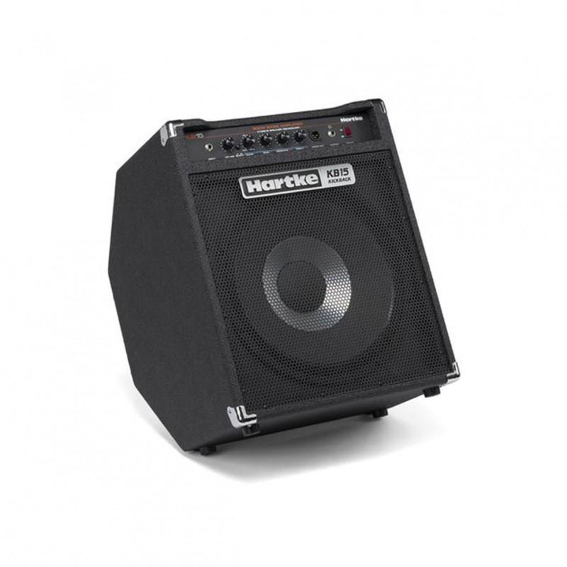 hartke kickback kb15 500w 1x15 bass combo amp. Black Bedroom Furniture Sets. Home Design Ideas