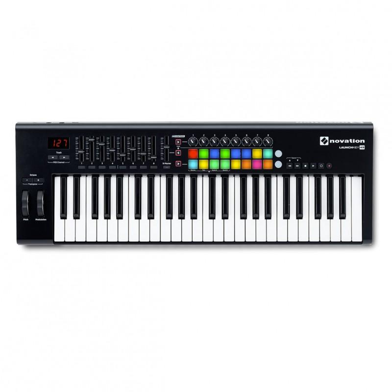 Novation Launchkey 49 MKII - USB MIDI Controller Keyboard 49 Keys