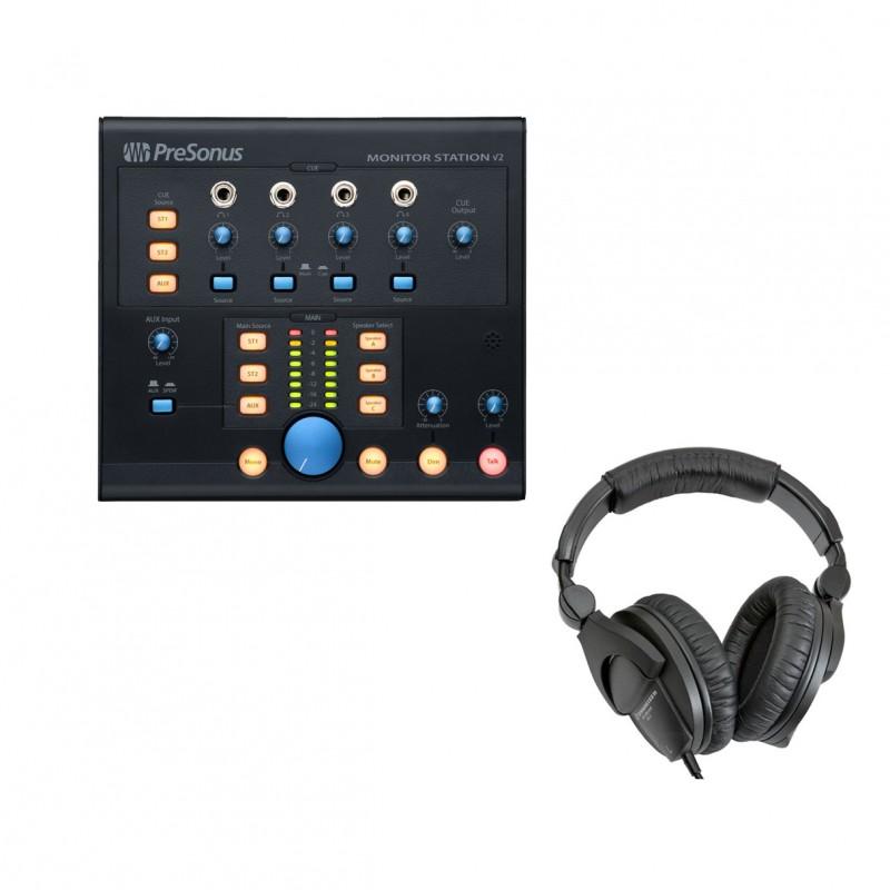 PreSonus Monitor Station V2 + HD 280 Pro