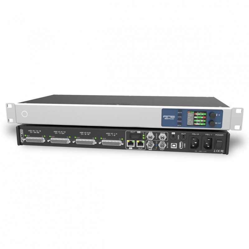 RME AES3 Router