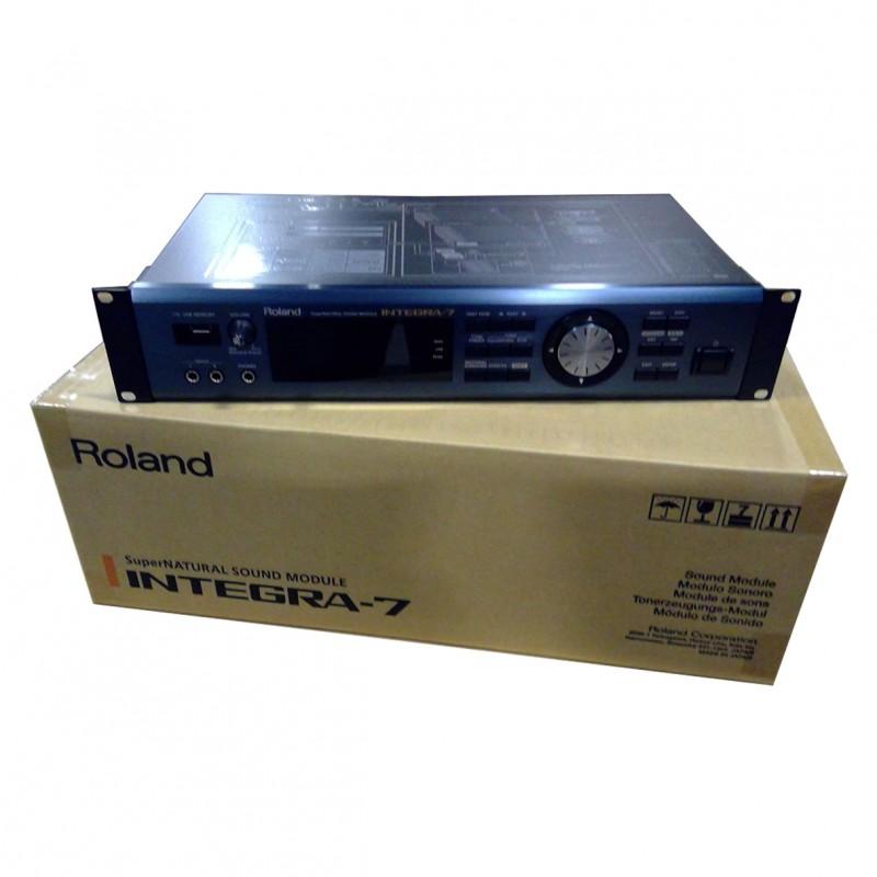 roland integra 7 supernatural sound module used. Black Bedroom Furniture Sets. Home Design Ideas