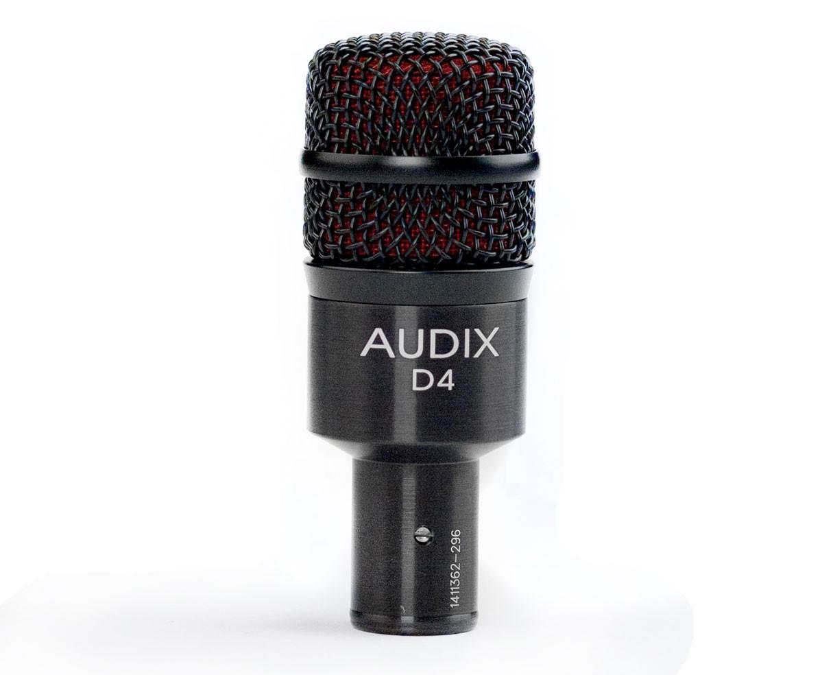 Audix D4 Hypercardioid