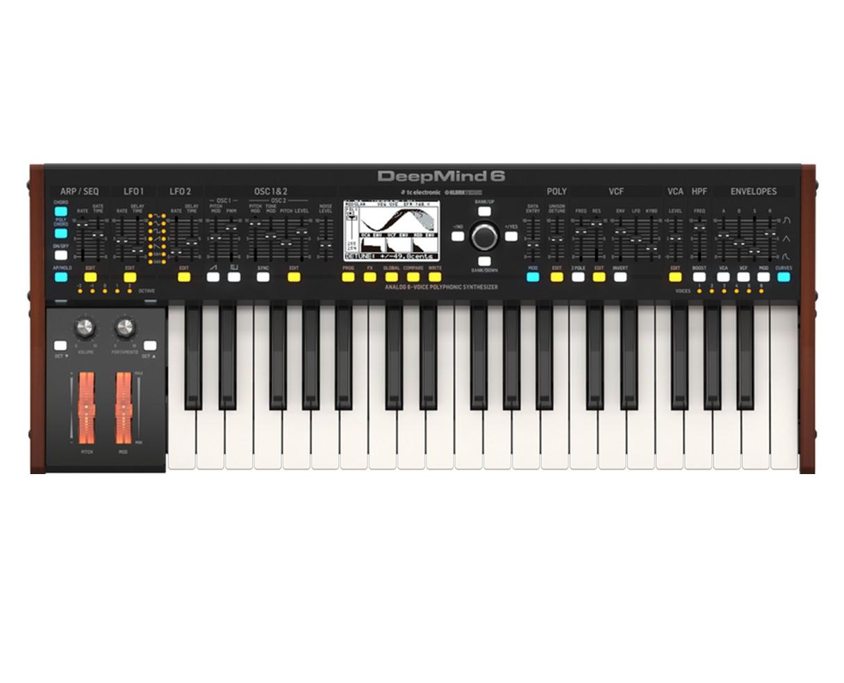 Behringer Deepmind 6 Synthesizer