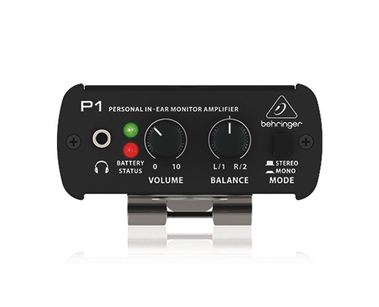 Behringer P1 Personal In Ear Monitor amplifier