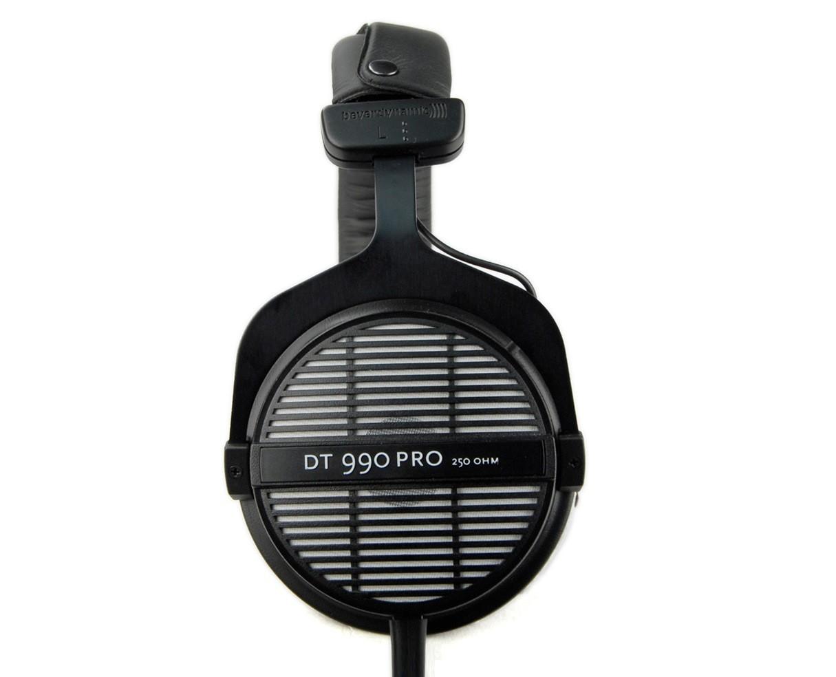 DT-990 Pro - Side
