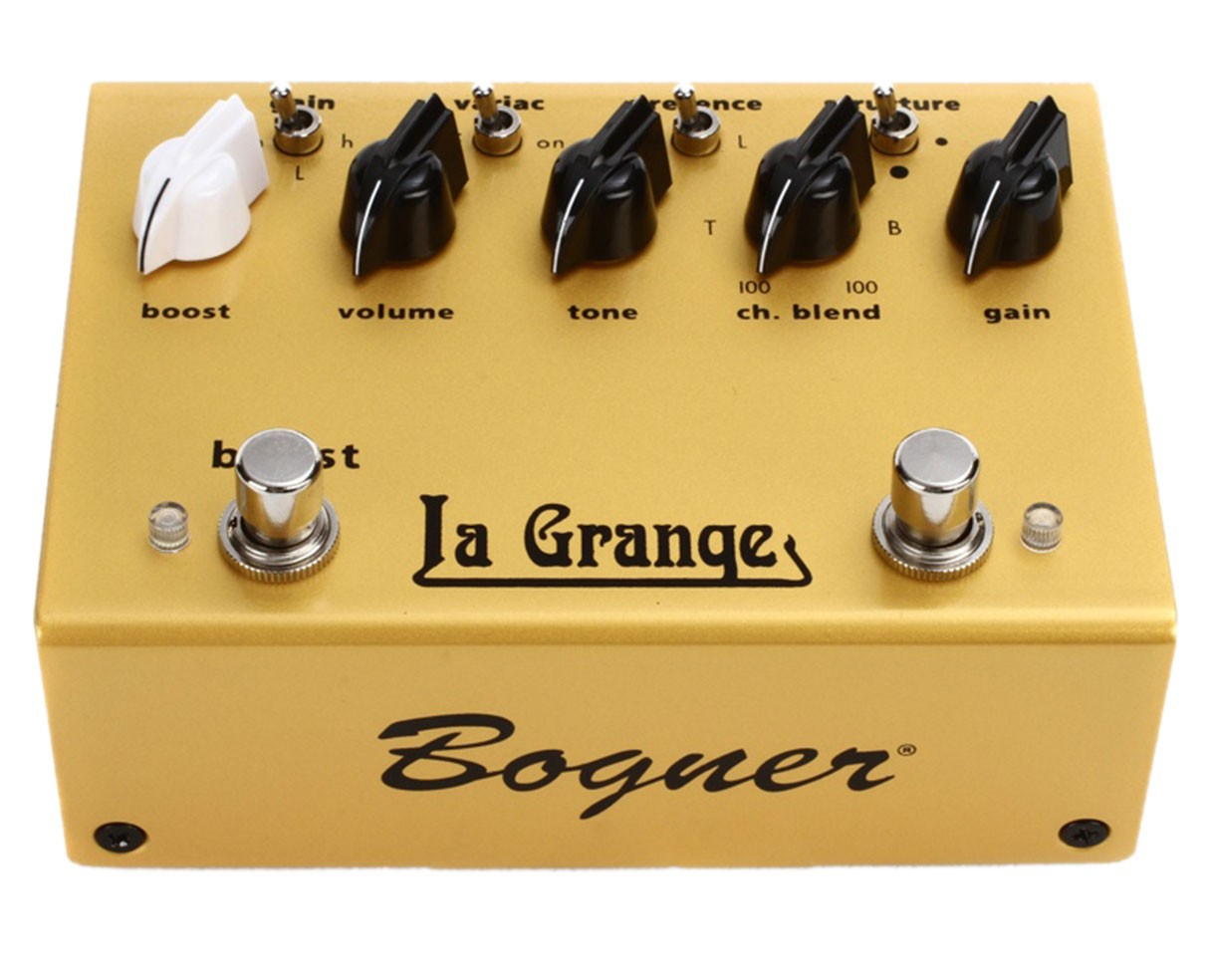 Bogner La Grange Overdrive + Boost