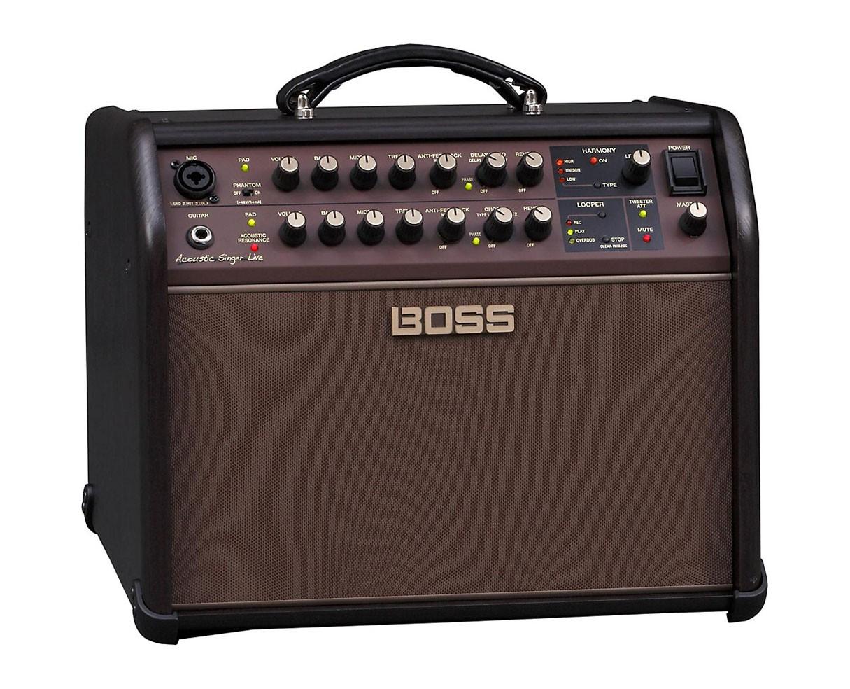 Boss ACS-LIVE Acoustic Singer Amp