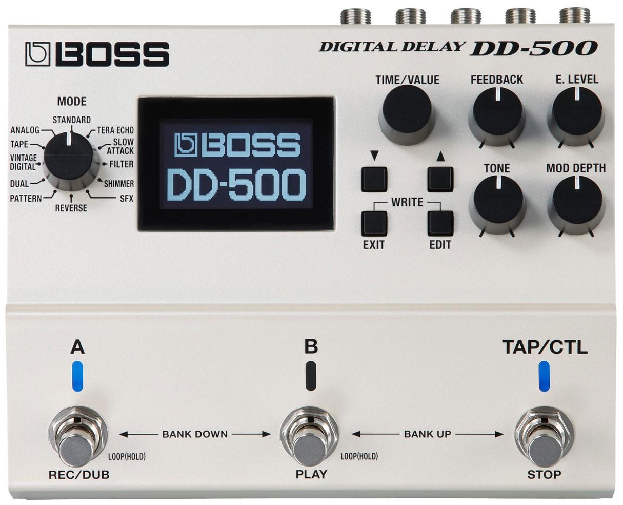 Boss DD-500 Digital Delay Pedal - Used