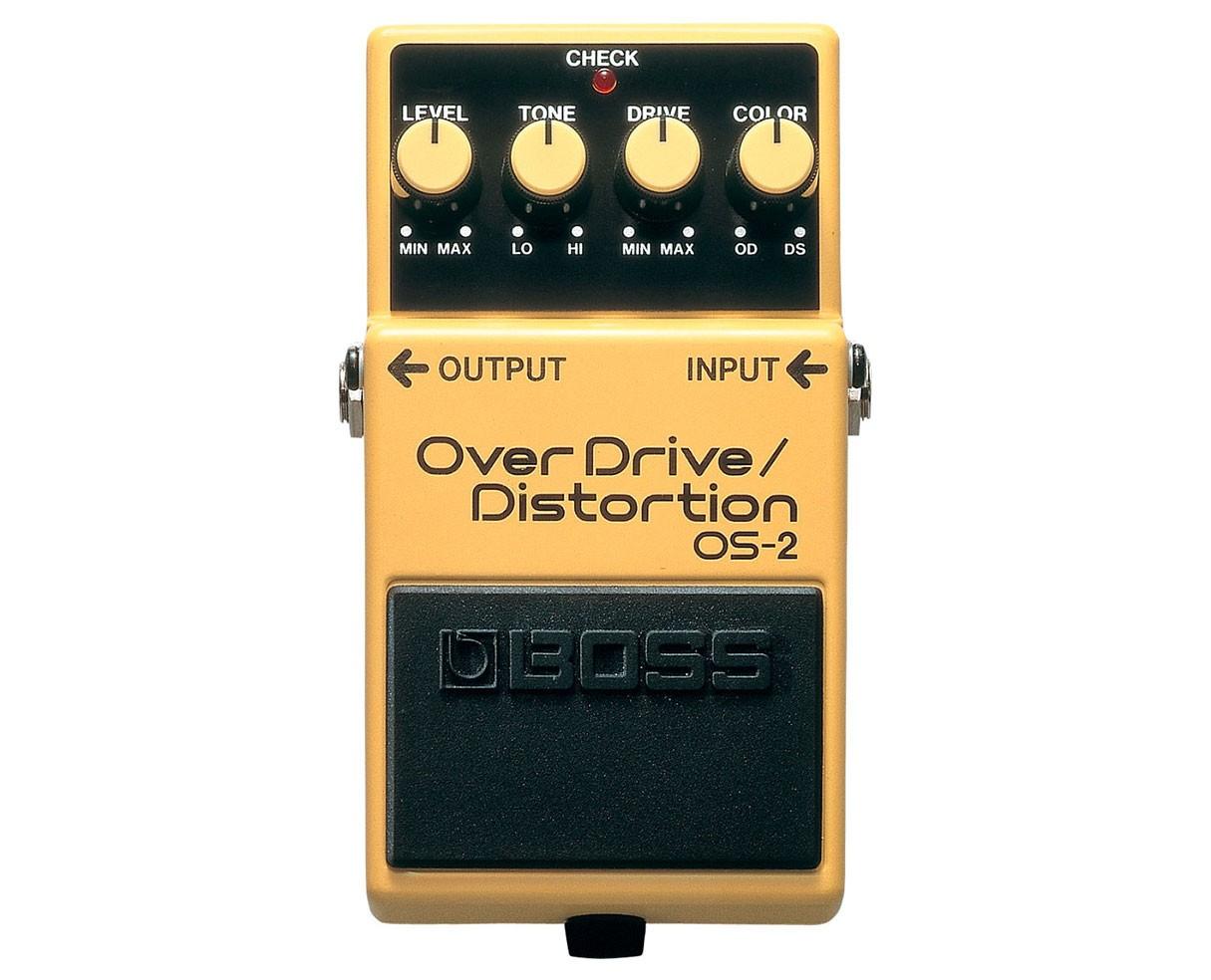 Boss OS-2 Overdrive & Distortion