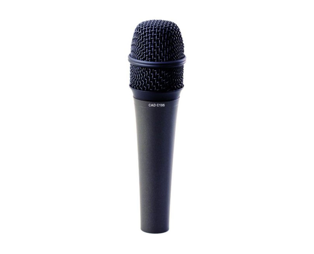 CAD C195 Handheld Vocal Condenser Microphone