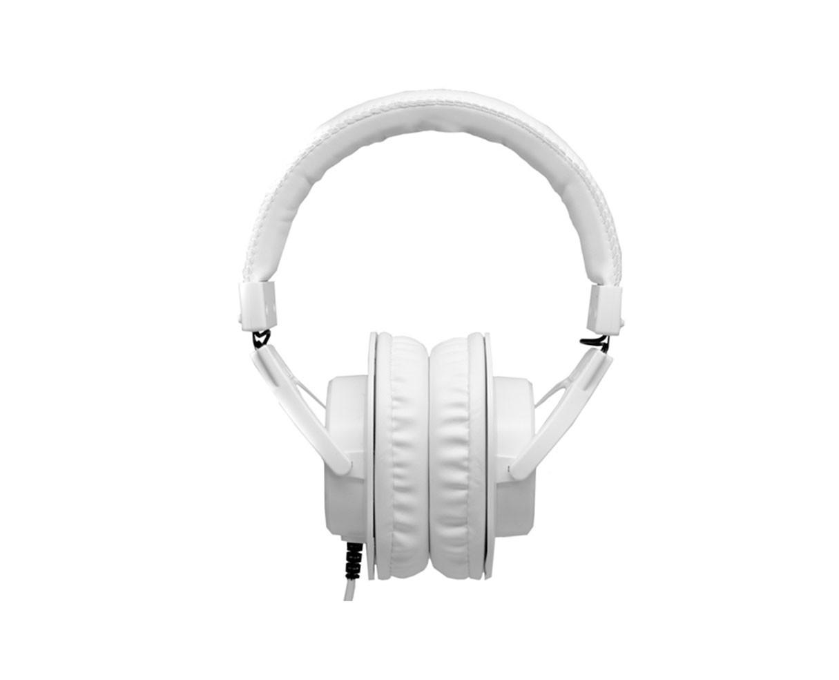 CAD MH210W Closed-back Studio Headphones - 40mm Drivers - White