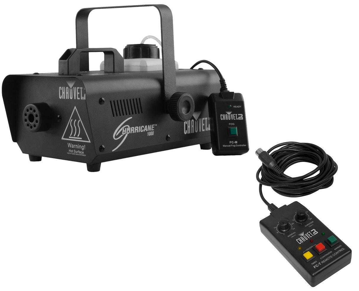 CHAUVET DJ H1000 Hurricane 1000 + FC-T Timer Remote